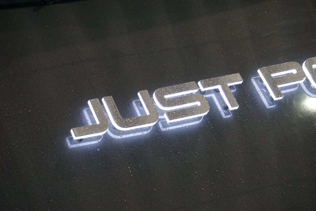Cool White Lighting