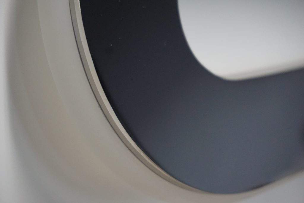 Stainless Steel Polished Edges