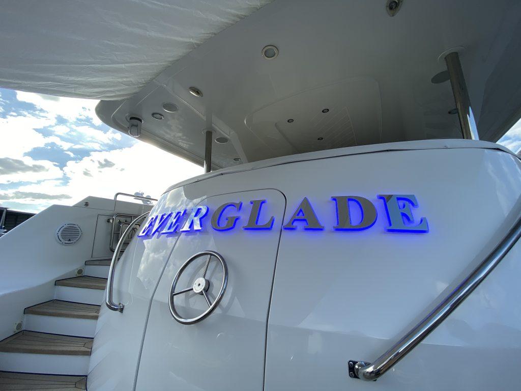 Motor Yacht EVERGLADE