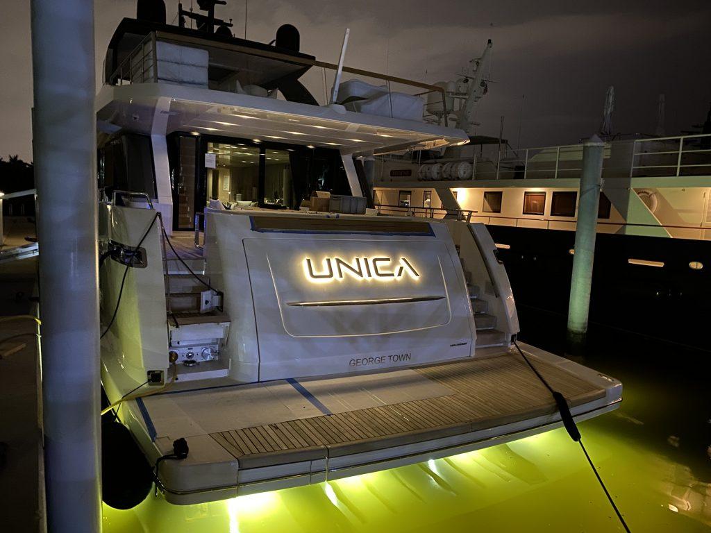 Yacht UNICA 108 San Lorenzo