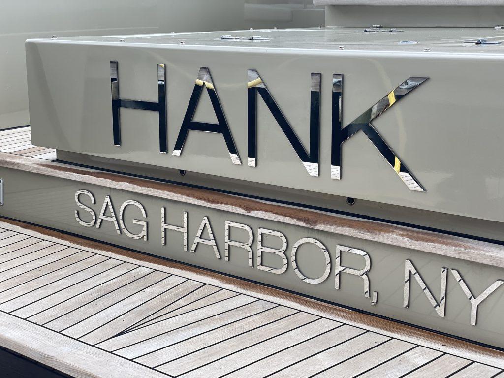 Hank The Yacht Tender