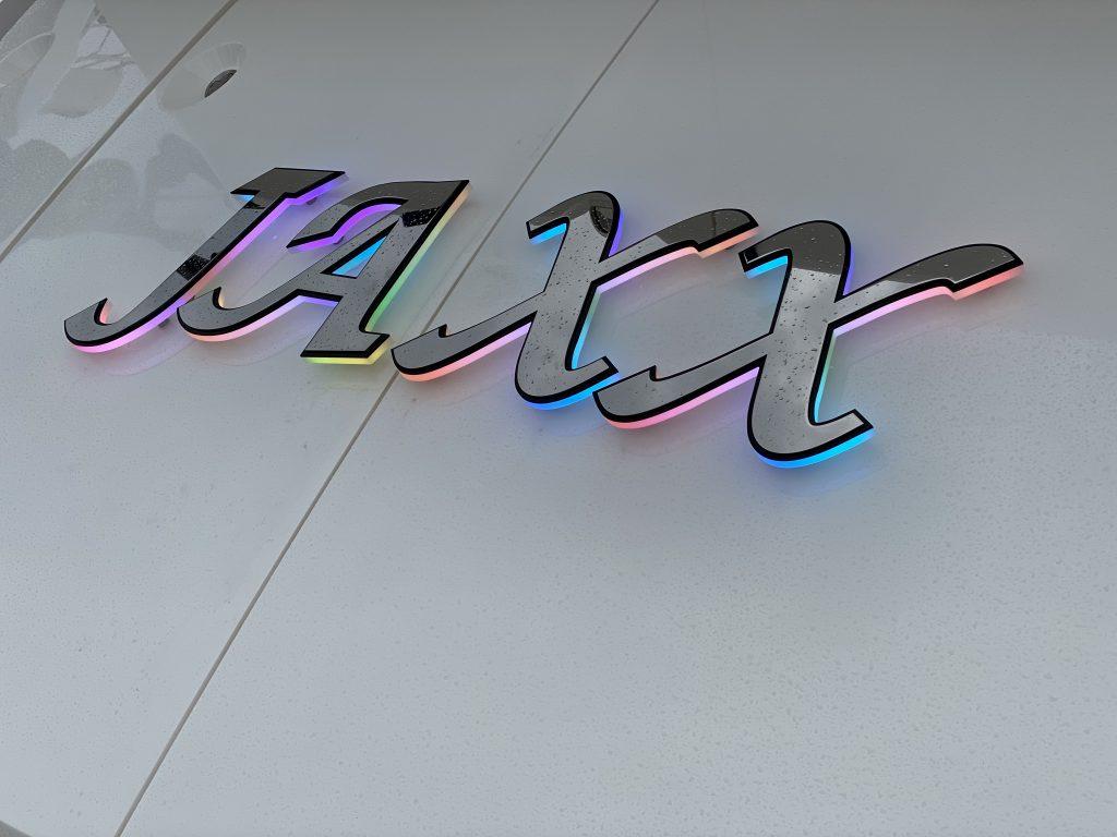 JAXX Dancing LED's