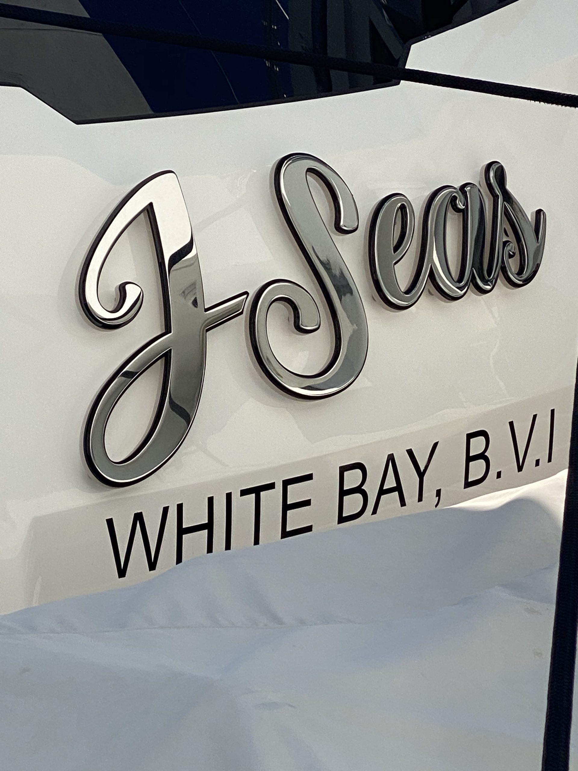 Yacht Sign J Seas